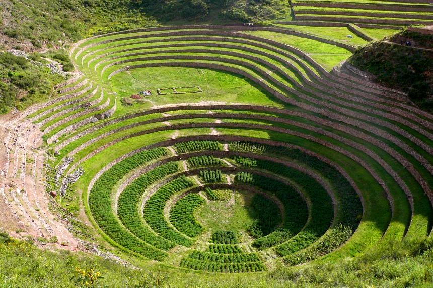 Reis door Peru